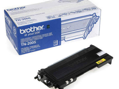 Original Black Brother Toner Cartridge (TN-2005)