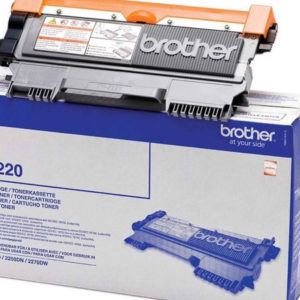 Original Black Brother Toner Cartridge (TN-2220)