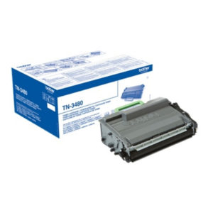 Original Black Brother Toner Cartridge (TN-3480)