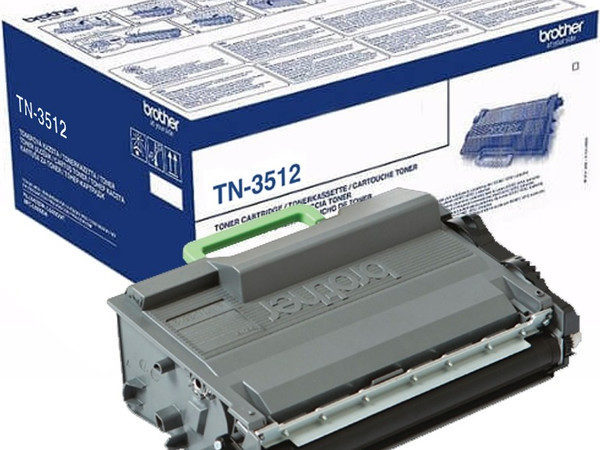 Original Black Brother Toner Cartridge (TN-3512)