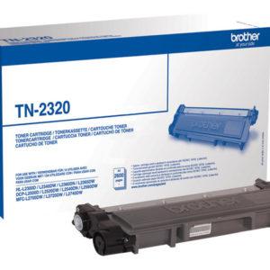 Original Black Brother Toner Cartridge (TN-2320)