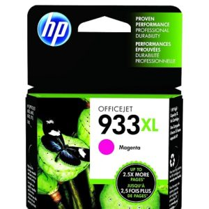 Original Magenta HP 933XL ink, Cyprus