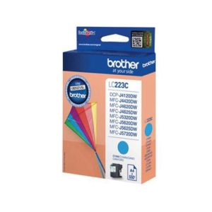Original Cyan Brother LC223 Ink Cartridge