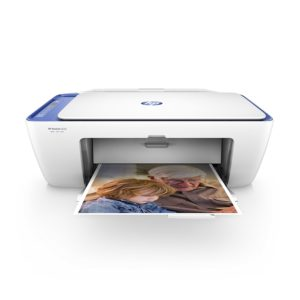 HP Deskjet 2630 All-in-One Color Inkjet Printer, A4, Print, Copy, Scan