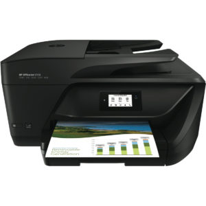 HP OfficeJet Pro 6950 All-in-One Color Inkjet Printer, A4, Print, Copy, Scan, Fax & Wireless