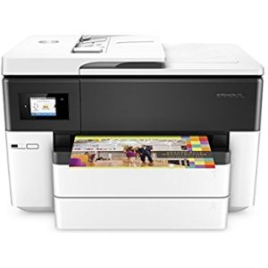 HP OfficeJet Pro 7720 Format All-in-One Colour Inkjet Printer A3, A4, Print, Copy, Scan, Fax & Wireless