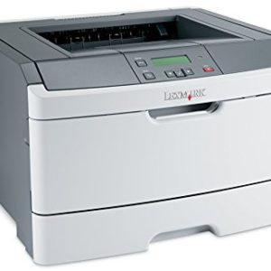 Lexmark E460dn Refurbished Mono Laser Printer A4, Duplex Two sided printing
