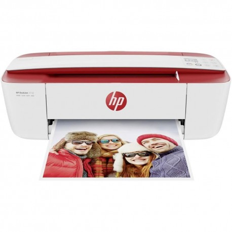 HP Deskjet 3788 All-in-One Color Inkjet Printer, A4, Print, Copy, Scan & Wireless
