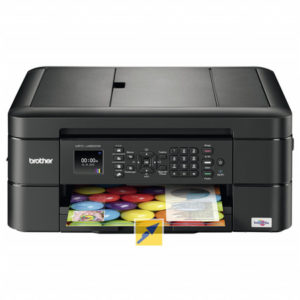 Brother MFC-J480DW Colour Inkjet Printer, A4, Print, Copy, Scan, Fax & Wireless