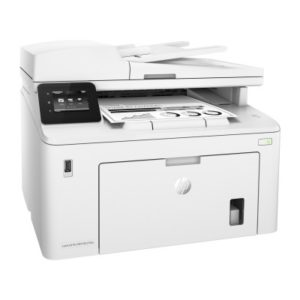 HP LaserJet Pro M227fdn All in One MultiFunction Duplex, Copy, Scan, Fax