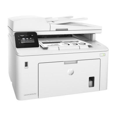 HP LaserJet Pro M227fdn All in One MultiFunction Duplex, Copy, Scan, Fax