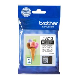 Original Black Brother Ink Cartridge (LC-3213)