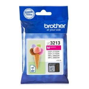 Original Magenta Brother Ink Cartridge (LC-3213)