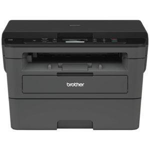 Brother DCP-L2510D Mono Laser Printer, A4, Print, Copy, Scan, Duplex Two-Sided Printing