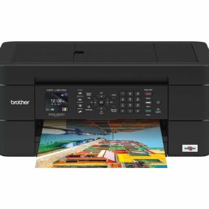 Brother MFC-J491DW Colour Inkjet Printer, A4, Print, Copy, Scan, Fax & Wireless