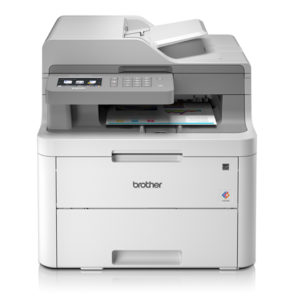 Brother DCP-L3550CDW Wireless Colour LED Printer, A4, Print, Copy, Scan