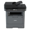 Brother MFC-L5750DW Wireless Mono Laser Printer, A4, Print, Copy, Scan, Fax