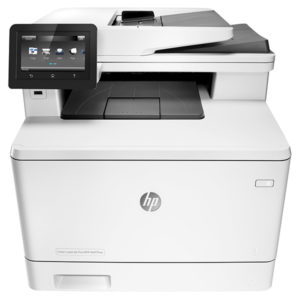 HP Color LaserJet Pro M479fdn Printer, A4 Print, Copy, Scan, Fax, Email, Duplex (Two-sided) Printing