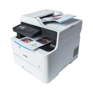 Brother Colour-Laser MFC-L3730CDN Multifunction, A4 Print, Copy, Scan, Fax