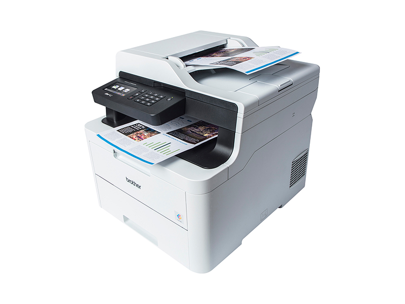 BrotherColour-Laser MFC-L3730CDN Multifunction, A4 Print, Copy, Scan,Fax