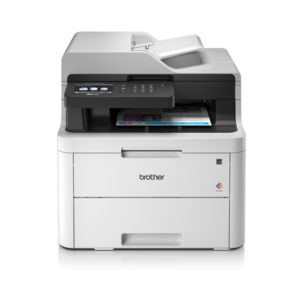 Brother Colour Laser MFC-L3730CDN Multifunction, A4 Print, Copy, Scan, Fax
