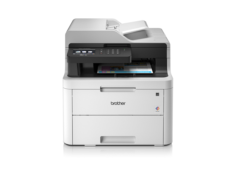 BrotherColourLaser MFC-L3730CDN Multifunction, A4 Print, Copy, Scan,Fax