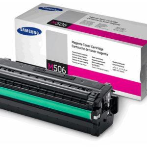 Original Magenta Samsung M506L Toner Cartridge (CLT-M506L/ELS)