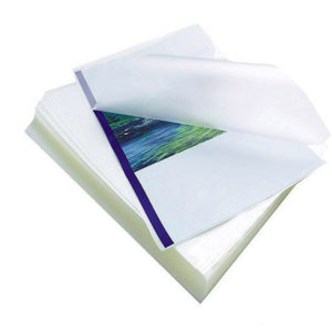 Office A6 Laminating Pouches 100MIC