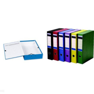 Paper Box with Spring F/C