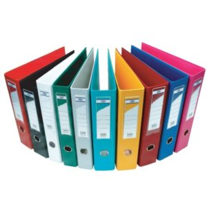 Lever Arch File A4 (40mm Width) PVC