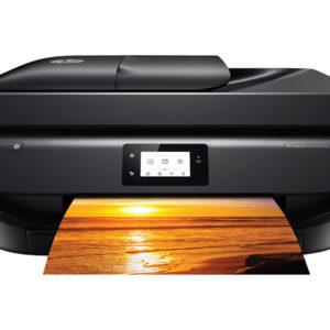 HP Colour DeskJet Ink Advantage 5275 Multifunction, A4 Print, Copy, Scan, Fax, Duplex, W-Fi