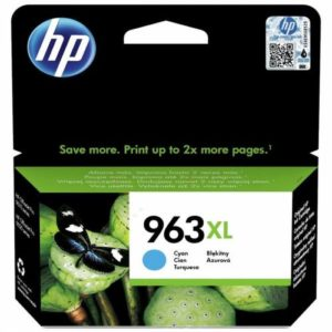 ink cartridge 963xl cyan original HP
