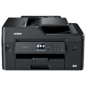 Brother MFC-J6530DW Colour Inkjet Printer , A3, A4 Print, Copy, Scan, Fax & Wireless