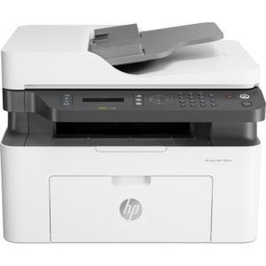 HP LaserJet Pro M137fnw MFP Print, Copy, Scan, Fax, WiFi