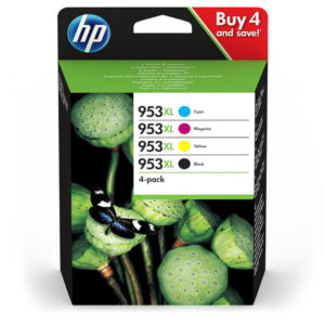 hp ink 953xl multipack