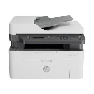 HP Laserjet MFP 179fnw All In One Laser Colour Printer A4 Wi-Fi