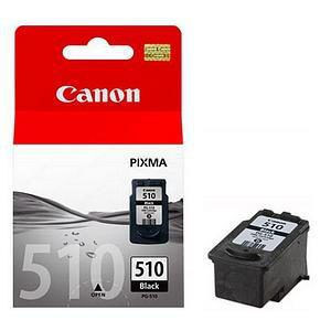 Original Black Canon PG-510 Ink Cartridge (2970B001AA) - Ecomelani
