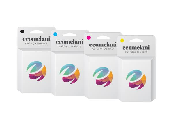 Replacement Ink Cartridges Epson 34XL Multipack All 4 Colour (C13T34764010) - Ecomelani