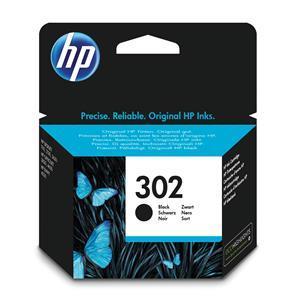 Original Black HP 302 Ink Cartridges - Ecomelani