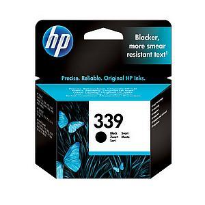 Original Black HP 339 Ink Cartridge (C8767EE) - Ecomelani