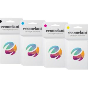 Replacement Multipack Epson 33XL High Yield All 4 Colour Set Ink Cartridges - Ecomelani
