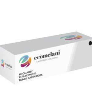 Replacement Black Oki 46508712 Toner Cartridge (46508712) -Ecomelani