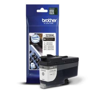 Original Black Brother Ink Cartridge (LC3239XLBK)