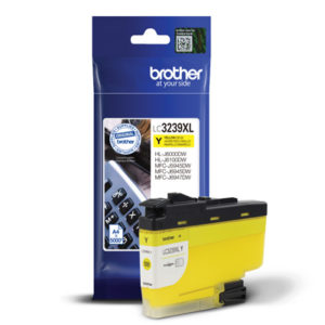 Original Yellow Brother Ink Cartridge (LC3239XLY)