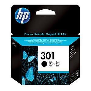 Original Black HP 301 Ink Cartridge (CH561EE) - Ecomelani
