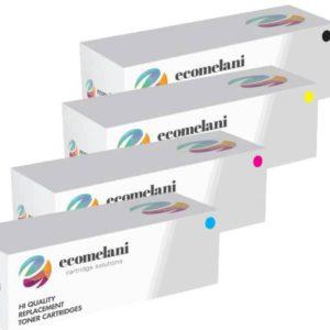 Replacement Canon 045 Multipack Toner Cartridge (1242C002PACK) -Ecomelani