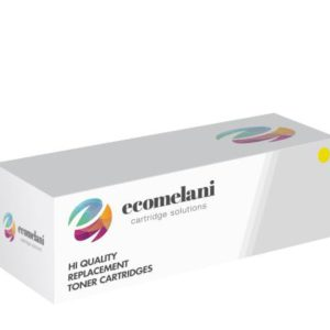 Replacement Yellow HP 504A Toner Cartridge (CE252A) -Ecomelani