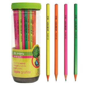 "Pencil HB ""Neon Body"" Pajory - Ecomelani"