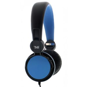 TNB Be Color Hands Free Kit Headphones Blue - Ecomelani