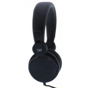 TNB Be Color Hands Free Kit Headphones Black - Ecomelani